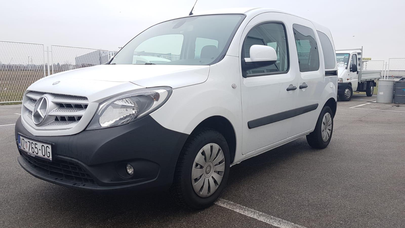 Mercedes Citan (VŽ 765-OG) 1