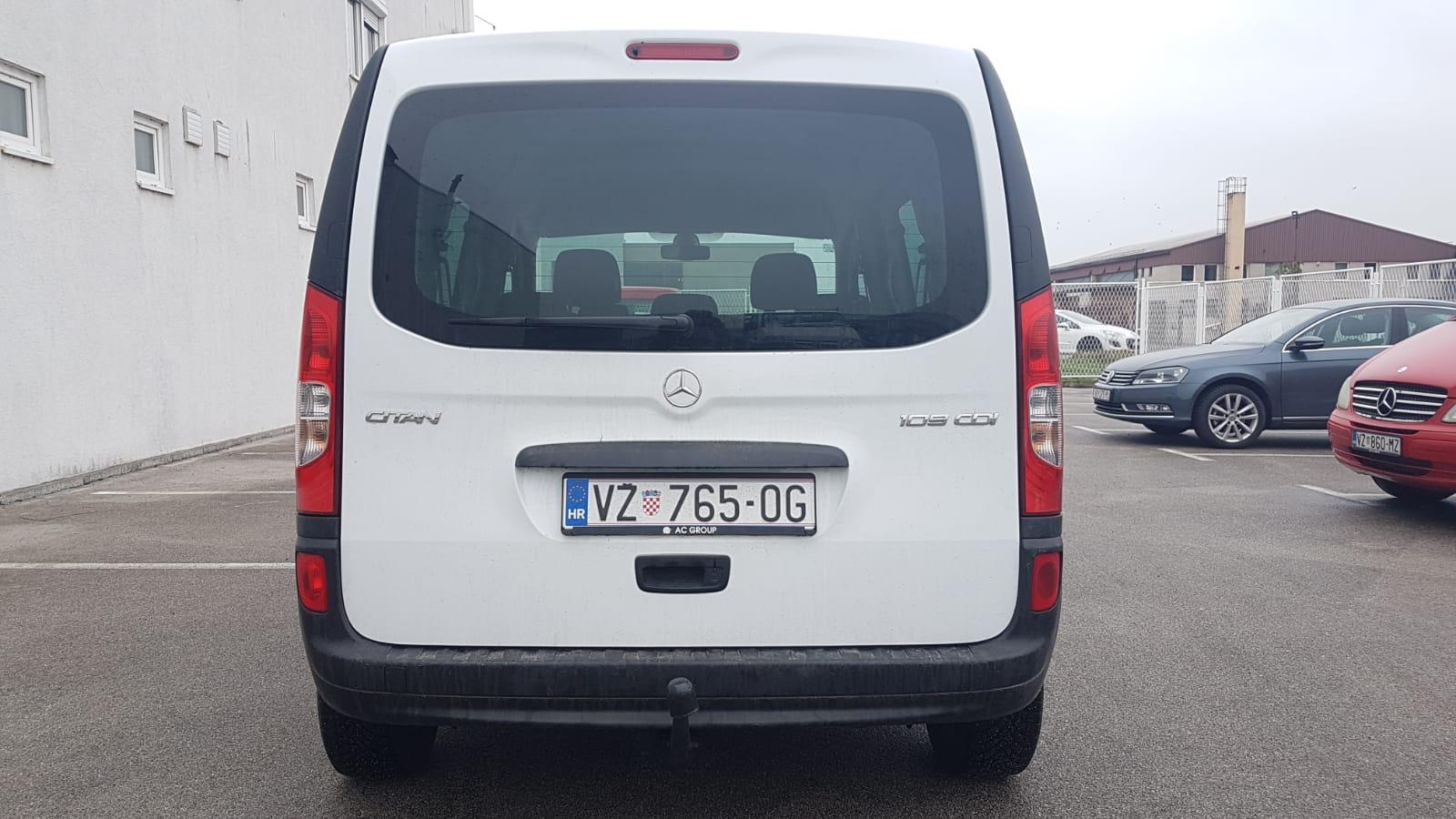 Mercedes Citan (VŽ 765-OG) 3