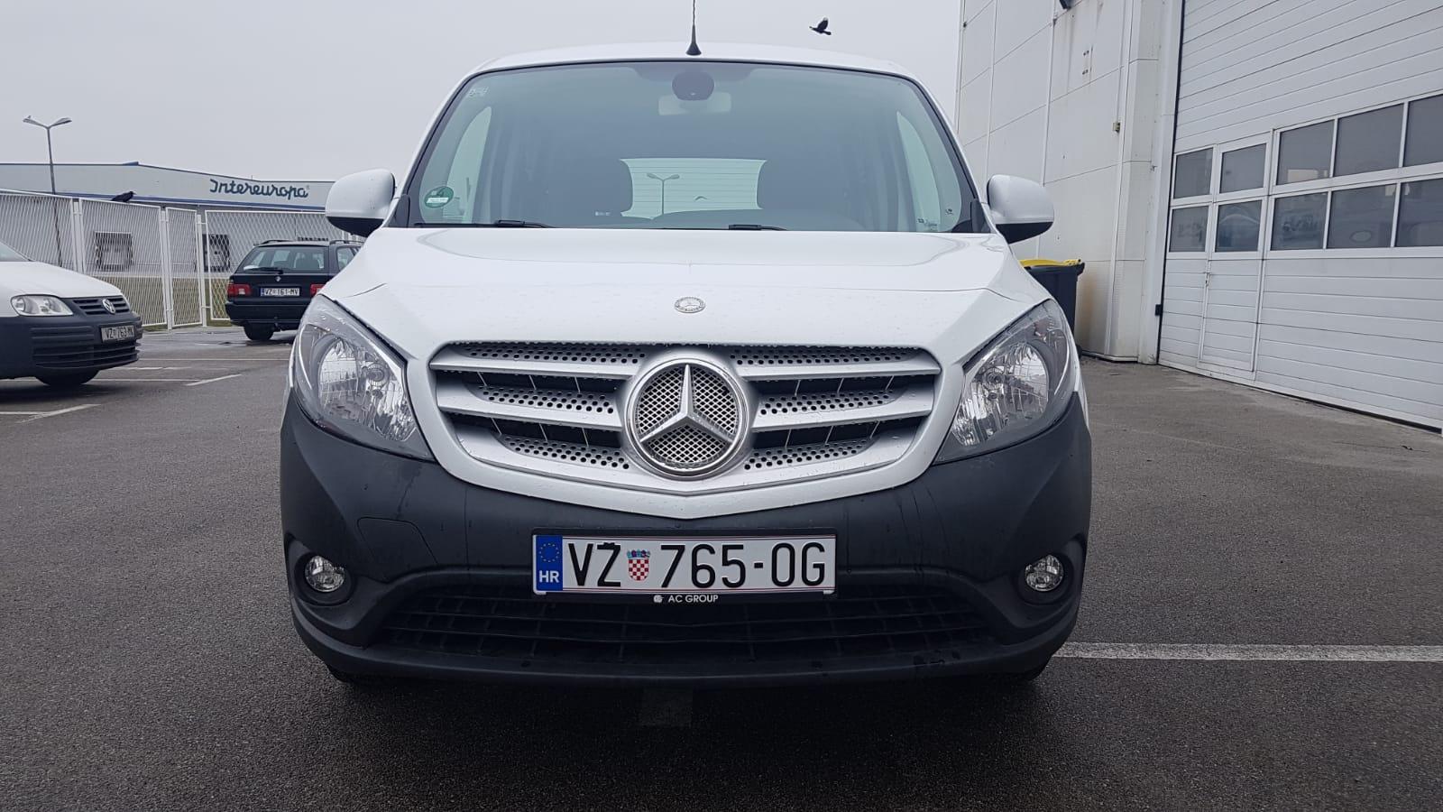 Mercedes Citan (VŽ 765-OG) 7