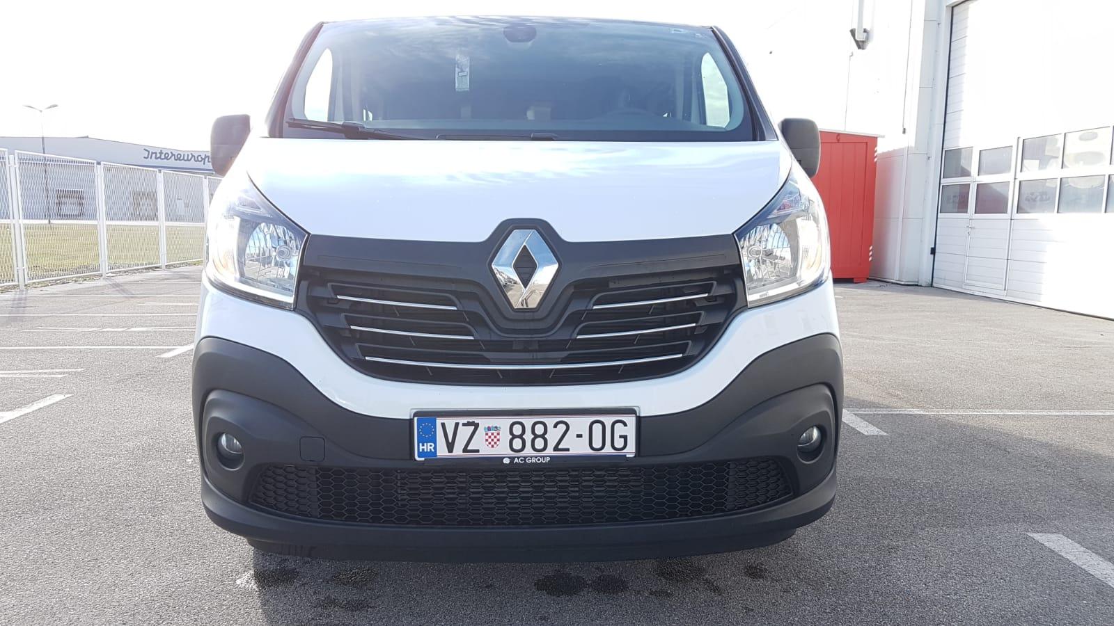 Renault Trafic (VŽ-882-OG) 7